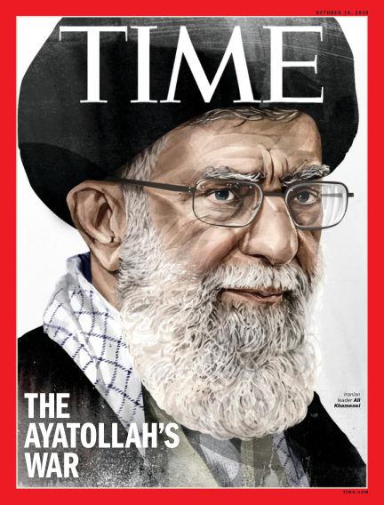 Time Magazine Europe October 05, 2019 00:00