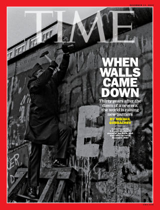 Time Magazine Europe Nov 11, 2019