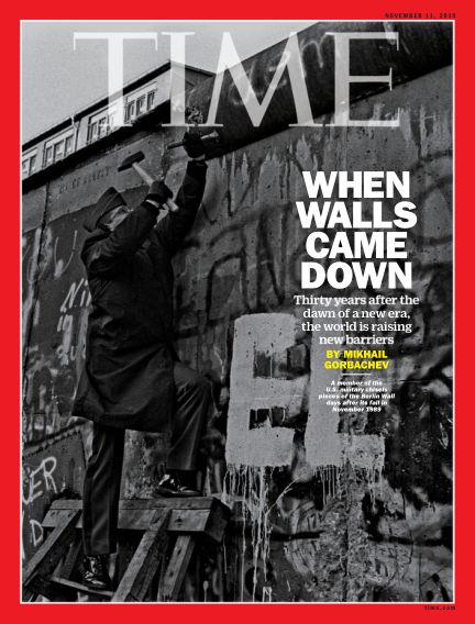 Time Magazine Europe November 02, 2019 00:00