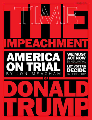 Time Magazine Europe Nov 18, 2019