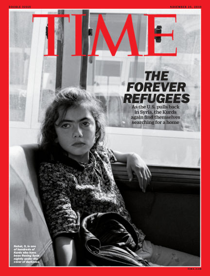 Time Magazine Europe November 16, 2019 00:00