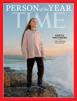 Time Magazine Europe Person of the Year