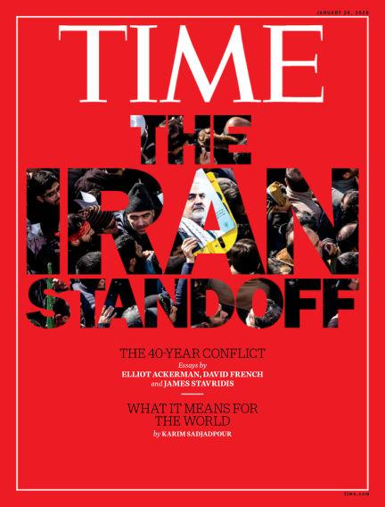 Time Magazine Europe January 10, 2020 00:00