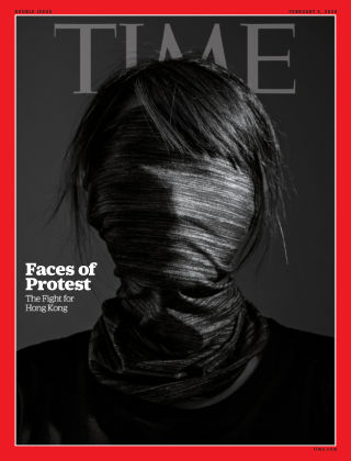 Time Magazine Europe 3rd February 2020