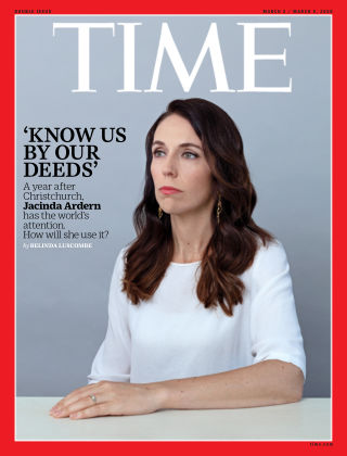 Time Magazine Europe 2nd March 2020