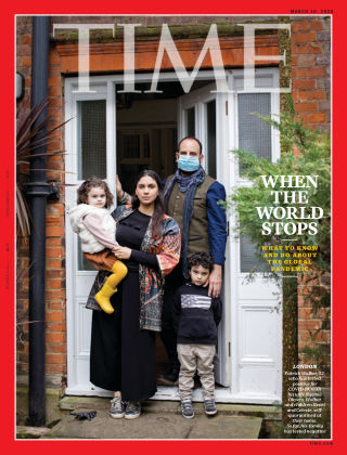 Time Magazine Europe 30th March 2020