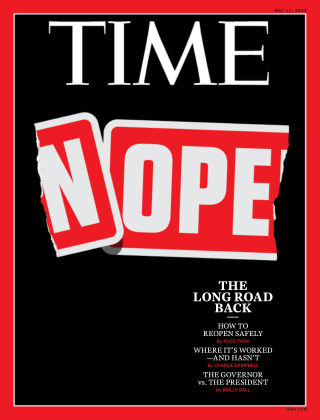 Time Magazine Europe 11th May 2020