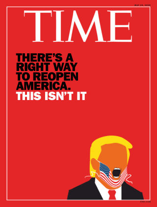Time Magazine Europe 25th May 2020