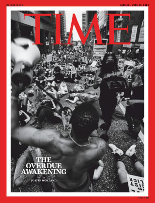 Time Magazine Europe 22nd June 2020