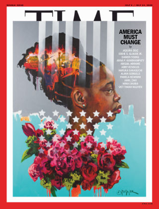 Time Magazine Europe 6th July 2020
