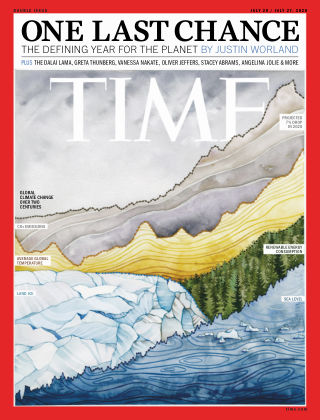 Time Magazine Europe 20th July 2020
