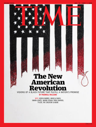 Time Magazine Europe 31st August 2020