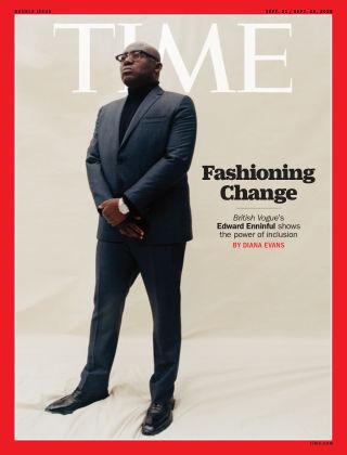 Time Magazine Europe 21st September 2020