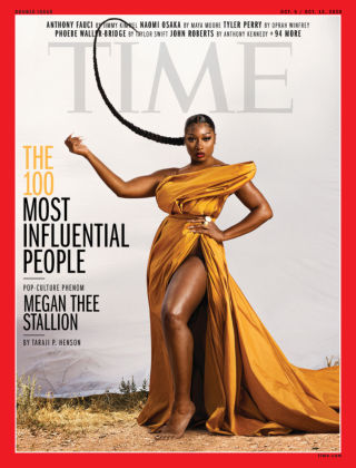 Time Magazine Europe 5th October 2020
