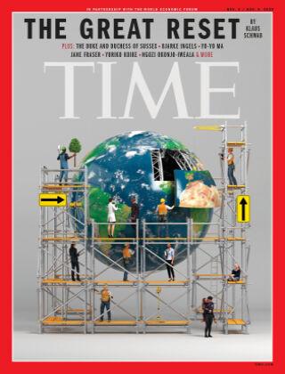 Time Magazine Europe 2nd November 2020