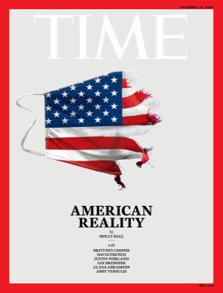 Time Magazine Europe 16th November 2020