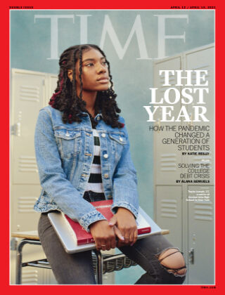 Time Magazine Europe 12th April 2021