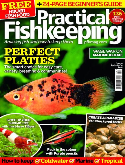 Practical Fishkeeping August 06, 2014 00:00