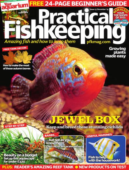 Practical Fishkeeping October 28, 2015 00:00