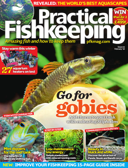 Practical Fishkeeping December 23, 2015 00:00