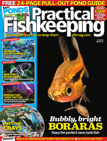 Practical Fishkeeping March 16, 2016 00:00