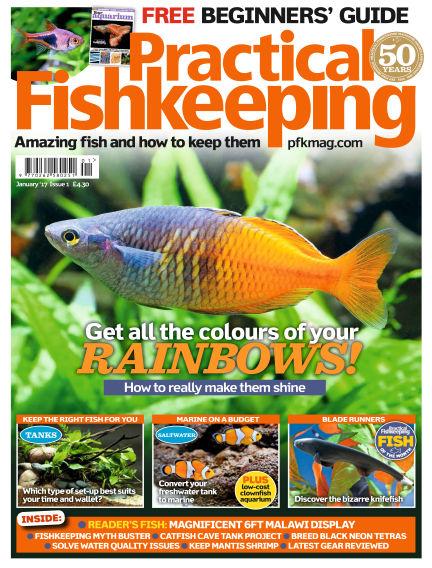 Practical Fishkeeping November 23, 2016 00:00