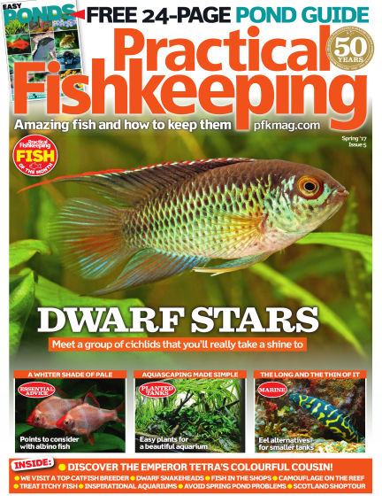 Practical Fishkeeping March 15, 2017 00:00