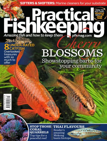 Practical Fishkeeping January 17, 2018 00:00
