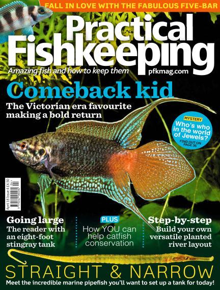 Practical Fishkeeping February 14, 2018 00:00