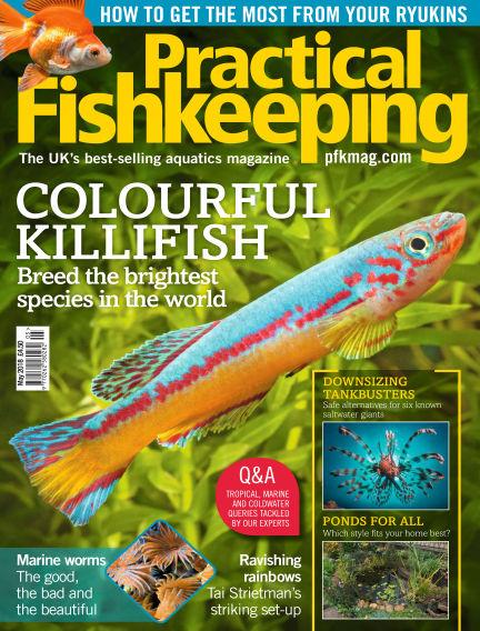 Practical Fishkeeping April 11, 2018 00:00