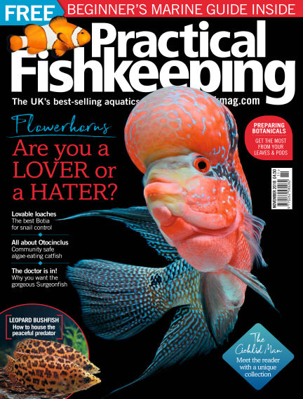 Practical Fishkeeping September 26, 2018 00:00