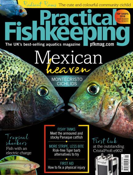 Practical Fishkeeping November 21, 2018 00:00