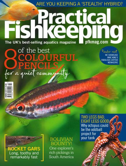 Practical Fishkeeping January 16, 2019 00:00