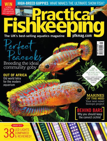 Practical Fishkeeping April 10, 2019 00:00