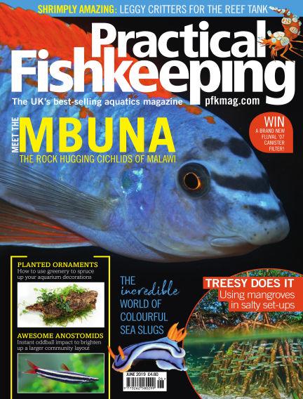 Practical Fishkeeping May 08, 2019 00:00