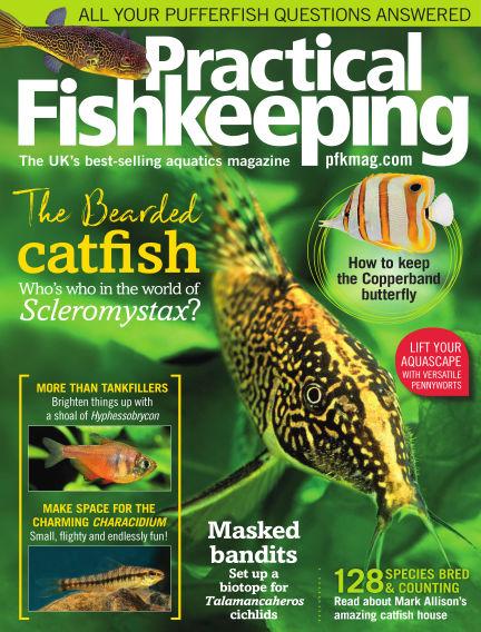 Practical Fishkeeping July 31, 2019 00:00