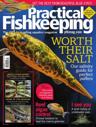 Practical Fishkeeping December 2019