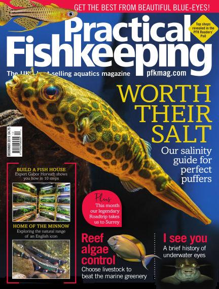 Practical Fishkeeping October 30, 2019 00:00
