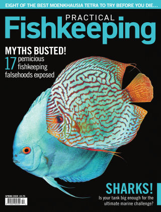 Practical Fishkeeping Spring 2020