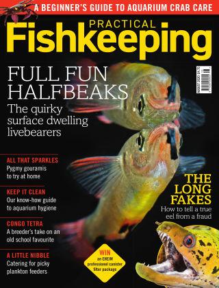 Practical Fishkeeping August 2020