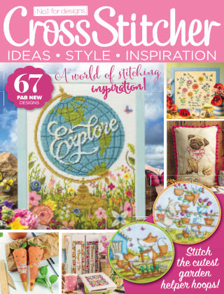 CrossStitcher May 18