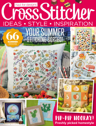CrossStitcher Summer 18