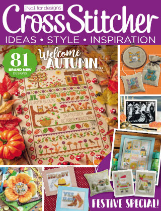 CrossStitcher Oct 18