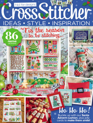 CrossStitcher December 2018
