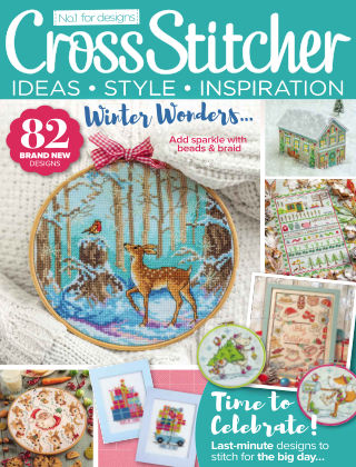 CrossStitcher Issue 339