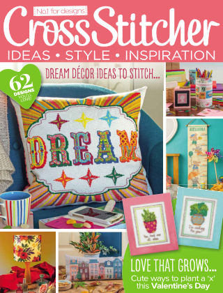 CrossStitcher Issue 340