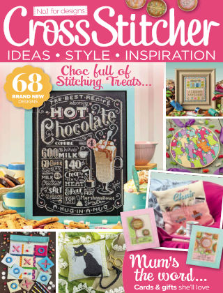 CrossStitcher Issue 341