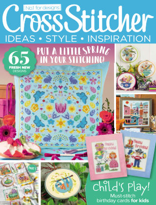 CrossStitcher Issue 342