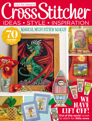 CrossStitcher Issue 343