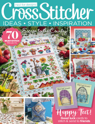 CrossStitcher Issue 344